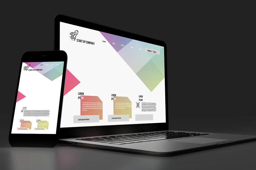 Web Design - Service